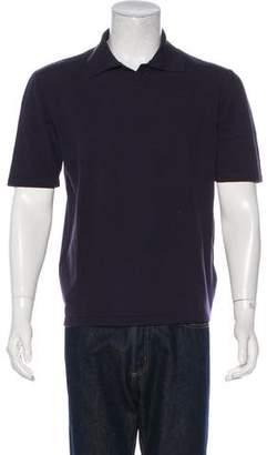 C.P. Company Knit Polo Shirt