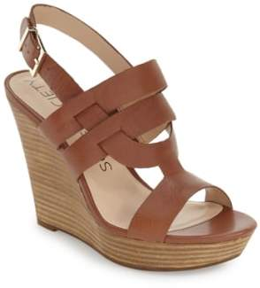 Sole Society 'Jenny' Slingback Wedge Sandal