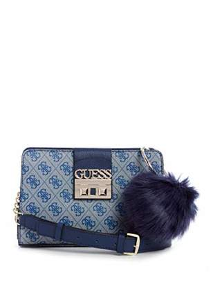 GUESS Logo Luxe Crossbody Girlfriend