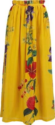 Carolina K. Gloria Flower Skirt
