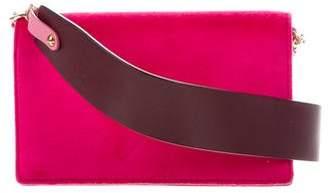 Diane von Furstenberg Velvet Soiree Bag