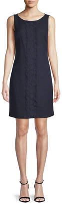 Karl Lagerfeld Paris Casual Tweed Dress