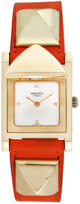 Hermes Heritage  Women's Medor Watch
