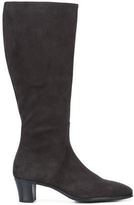 Gravati knee length boots