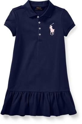Ralph Lauren Big Pony Short-Sleeve Dress