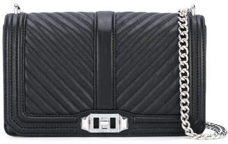 Rebecca Minkoff Chevron Quilted Leather Bag