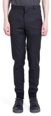 Lanvin Zipped Jogger Pants