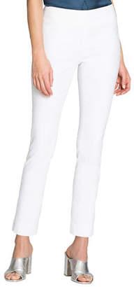 Nic+Zoe Polished Wonderstretch Skinny Ankle Pants