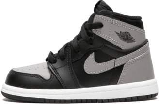 Jordan 1 Retro High OG BT 'Shadow' - Black/Medium Grey