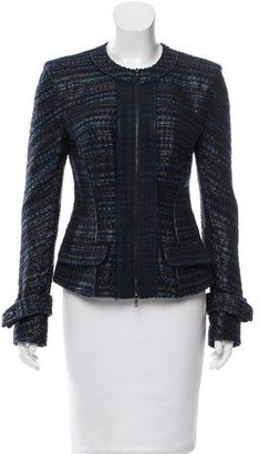 Rachel Roy Lightweight Textured Jacket $90 thestylecure.com