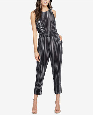 Rachel Roy Lucia Striped Jumpsuit, Created for Macy's
