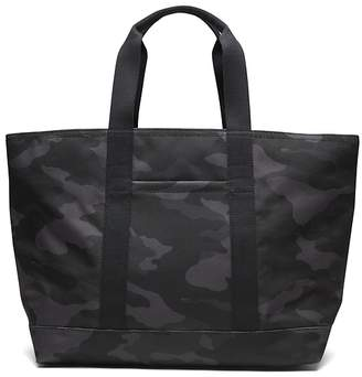 Banana Republic Camouflage Large Tote Bag