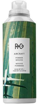 R+Co Aircraft Pomade Mousse, 5.6 oz. $29 thestylecure.com