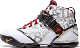 Nike Zoom Lebron 5 - 'Mr. Basketball' - White/Black