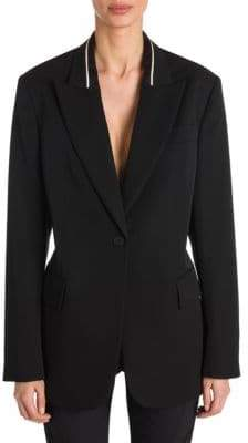 Stella McCartney Oversize Japanese-Tailored Blazer