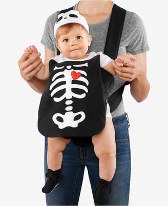 Carter's Carter Baby Boys & Girls 3-Pc. Hat, Skeleton Costume & Booties Costume Set