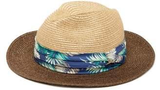 Tommy Bahama Fine Braid Safari Hat
