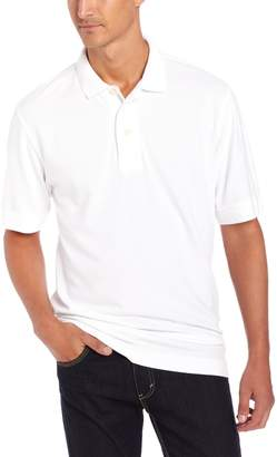 Cutter & Buck Men's Short Sleeve Tournament Pique Polo