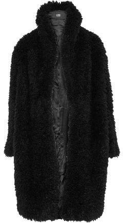 Lindsay Faux Shearling Coat