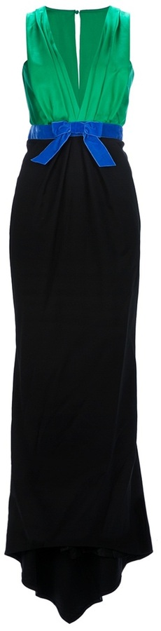 DSquared Dsquared2 long party dress