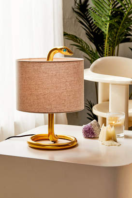 Urban Outfitters Snake Metal Table Lamp