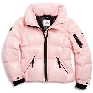 SAM. Girls' Freestyle Down Jacket - Little Kid