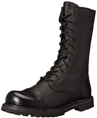 Wolverine Bates Men's 11 Inches Paratrooper Side Zip Work Boot