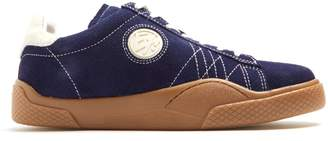 Eytys Wave Rough low-top suede trainers