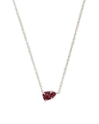 Kendra Scott Helga Pendant Necklace in Silver