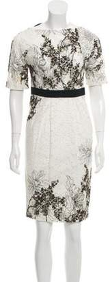 Antonio Marras Printed Lace Dress w/ Tags multicolor Printed Lace Dress w/ Tags