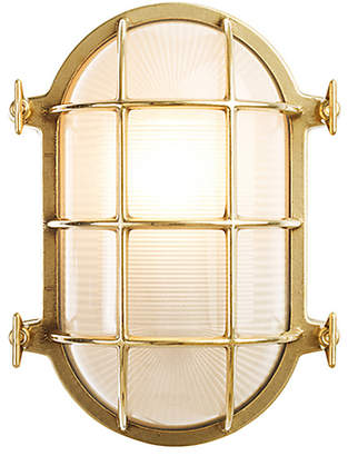 Design Within Reach Oval Bulkhead Light
