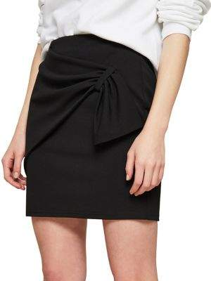 Miss Selfridge Drape Wrap Skirt
