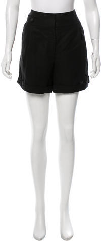 3.1 Phillip Lim3.1 Phillip Lim High-Rise Mini Shorts