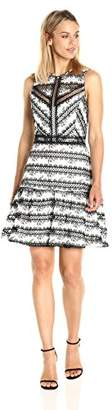 Adelyn Rae Women's Nola Fit and Flare
