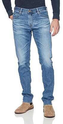 AG Adriano Goldschmied Men's Tellis Modern Slim FIT LED Denim