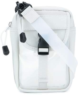 Nana-Nana zipped messenger bag