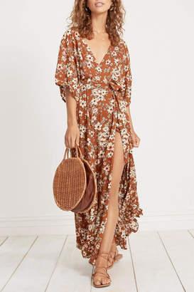 Faithfull The Brand Bergamo Maxi Dress