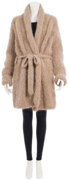 MAISON MARTIN MARGIELA - Alpaca cardigan