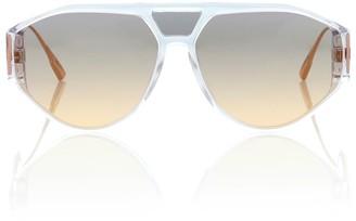 Christian Dior Sunglasses DiorClan1 aviator sunglasses