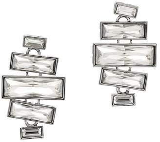St. John Swarovski Crystal Drop Earring