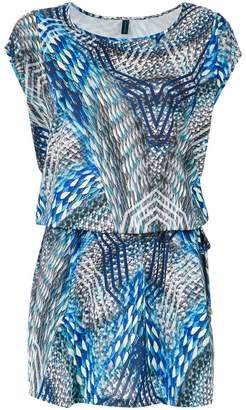 DAY Birger et Mikkelsen Lygia & Nanny 'Irere' printed tunic