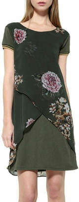 Desigual Kina Floral Dress