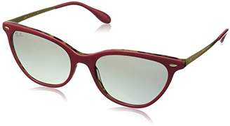 Ray-Ban Women's 0rb4360 Sunglasses, Negro