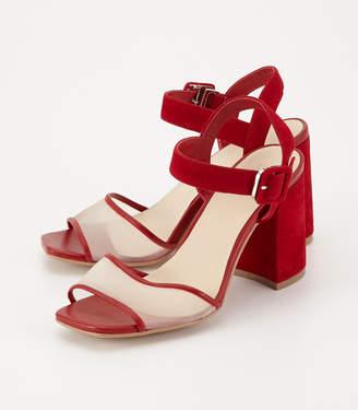 Open Toe Mesh Sandal