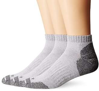 Carhartt Men's 3 Pack Low Cut Work Socks