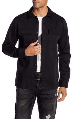 Jack and Jones Walter Front Button Slim Fit Woven Shirt