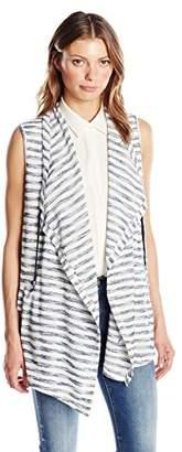Jones New York Women's Soft Interlock Vest