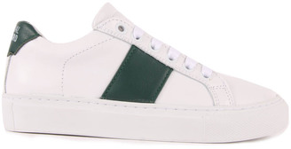 NATIONAL STANDARD Edition 4 Green Lace Trainers $188.40 thestylecure.com