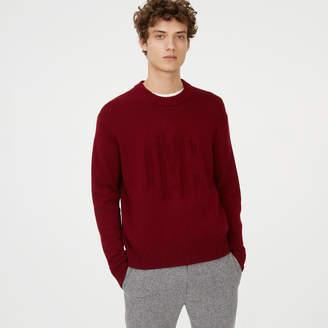 Club Monaco CM Logo Stitch Sweater