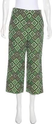 Akris Punto Mid-Rise Wide-Leg Pants w/ Tags